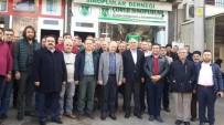 MEHMET CEYLAN - Vali Ceylan'dan Çorlu Sinoplular Derneğine Ziyaret