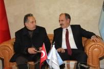 MEHMET YAŞAR - Van Büyükşehir Belediyesi Genel Sekreteri Yalçın Van'a Geldi