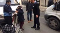 ESENLER BELEDİYESİ - Zabıtayı Gören 'Engelli' Yürümeye Başladı