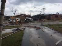 KASıRGA - ABD'yi Kasırga Vurdu Açıklaması 25 Yaralı