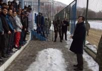 ARİF KARAMAN - Adilcevaz'da Güvenlik Korucuları Sınavı