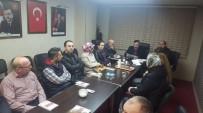 BILECIK MERKEZ - AK Parti Bilecik Merkez İlçe Başkanlığı Yönetim Kurulu Toplandı