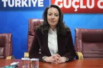 MUSTAFA DÜNDAR - AK Parti Eskişehir İl Kadın Kolları Başkanı Özlem Yalçın'dan İlk Basın Açıklaması