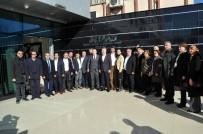 MUSTAFA SAVAŞ - AK Parti'li Savaş'tan MÜSİAD Üyelerine Yatırım Çağrısı