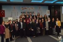 AK Parti'nin Kadın Kolları Başkanları Afyon'da Toplandı