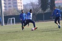 MUSTAFA YUMLU - Akhisar Belediyespor'un kilit maçı
