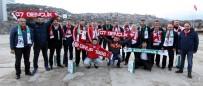 KONYA VALİSİ - Antalyaspor Ve Konyaspor Taraftarlarından Dostluk Buluşması