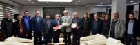 İSMAIL AYDıN - ASKF Başkanı Aydın'dan Başkan Kayda'ya Ziyaret