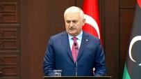 TÜRK HAVA KUVVETLERI - Başbakan'dan 'El Bab' Açıklaması
