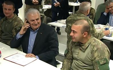 Başbakan ile yemek yiyen o asker şehit oldu