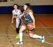 NAZİLLİ BELEDİYESPOR - Başkan Alıcık'tan Basketbola Destek