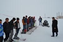 Başkan Asya'dan Çocuklara Kayak Malzemesi Desteği