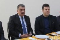 SILIKON VADISI - Başkan Gürkan, 'Şehrin İstikbali Açısından Teknoparklar Ve Teknokentler Önemli'