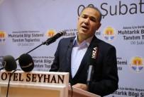 TEOMAN - Başkan Sözlü Açıklaması 'Muhtarlarımız Konu Mankeni Değil'