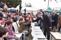 BUZ PATENİ - Beyoğlu'nda Doğaya Destek Olana, Buz Pisti Bileti Hediye