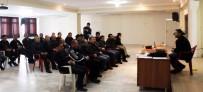 İŞ GÜVENLİĞİ - Bitlis Belediyesinden 'İş Sağlığı Ve Güvenliği' Eğitimi