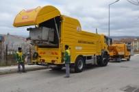 Bozüyük Belediyesi Temizlik İşleri Müdürlüğü Ekiplerinin Faaliyetleri