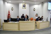 KOMİSYON RAPORU - Büyükşehir Meclisi Şubat Ayı Toplantısı Başladı