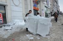 Buz Kütlesi Az Daha Faciaya Yol Açıyordu
