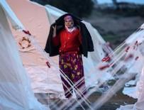 ÇADIR KENT - Çanakkale sallanmaya devam ediyor