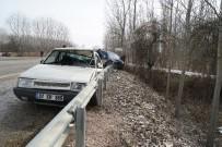 Cenaze Yolunda Kaza Açıklaması 1'İ Ağır 3 Yaralı