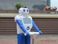 İNSAN YÜZÜ - Çin'de yapay zekalı robot insanları yendi