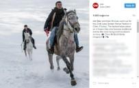 CNN International, Çıldır Kristal Göl Kış Şölenini Paylaştı