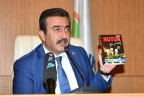 DOĞU AKDENİZ - Çukurova Belediyesi Nutuk Dağıttı