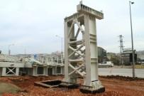ENGELLİ ASANSÖRÜ - D-100 Karayolu Üzerine Bir Yaya Köprüsü Daha