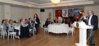 KÜLTÜRPARK - Demirtaş Rotary Kulübü'nden Behiç Ak'a Meslek Hizmet Ödülü