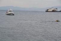 ZIPKIN - Denizde Kaybolan Adamın Zıpkını Bulundu