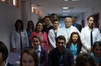 HALK EĞITIMI MERKEZI - Diş Hekimlerinden Personel Eğitimine Destek