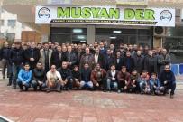 DİYARBAKIR VALİLİĞİ - Diyarbakır'da Musyan-Der Kuruldu