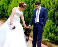 YAVRU KÖPEK - Düğününde Bile Yanından Ayırmadığı Köpeği Kayboldu