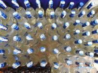 Edirne'de Gümrük Kaçağı İçki Ele Geçirildi