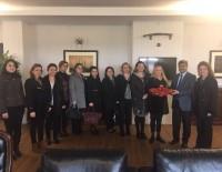 Edirne KGK'dan, Cumhuriyet Başsavcısı Savran'a Ziyaret