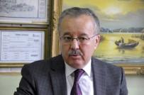 CUMHURİYET MEYDANI - Edirne'nin Meydan Projesi Cumhurbaşkanı'na Sunulacak