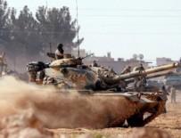 YARALI ASKERLER - El Bab'da askere hain saldırı