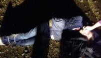 JANDARMA KARAKOLU - Elleri Ayakları Bağlı Halde Bulunan Şoförün Gasp Yalanını Jandarma Ortaya Çıkardı