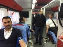 Enerya'dan Kızılay' Kan Bağışı