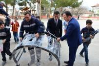 Erbaa'da 'Okul Oyunla Güzel Projesi'