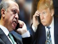 ABD BAŞKANI - Erdoağan - Trump görüşmesinin ayrıntıları