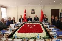 TUNCELİ VALİSİ - FKA Toplantısı Bingöl'de Yapıldı
