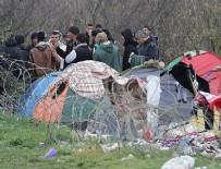 DEMİRYOLLARI - 'Fransız Devleti sığınmacı haklarını ihlal ediyor'