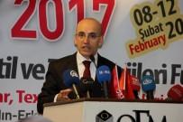GAZIANTEP TICARET ODASı - Gaziantep 6. PENTEX 2017 Fuarı, Şimşek Tarafından Açıldı