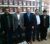 GAZILER - Haliliye Kaymakamından Şehit Aileler Derneği'ne Ziyaret