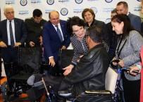 PSİKOLOJİK BASKI - Hülya Koçyiğit Akülü Araba Dağıtımına Katıldı