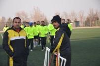 SAKARYASPOR - İnönü Üniversitesispor, Kahramanmaraş Sakarya Maçına Hazırlanıyor