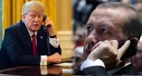 GÜVENLİ BÖLGE - İşte Erdoğan-Trump Görüşmesinin Detayları
