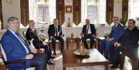 YARGITAY BAŞKANI - İTSO Heyetinden Cirit'e Ziyaret